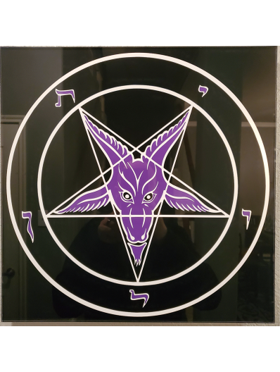 Sigil of Baphomet Acrylic Wall Art