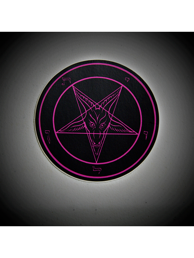 Satanic Bible Edition Sticker