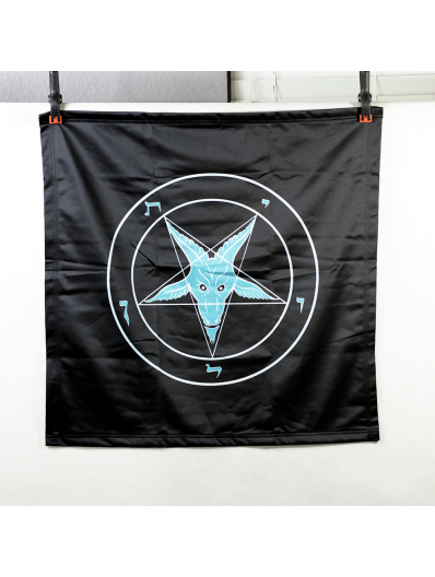 Evening Temptation Baphomet Banner