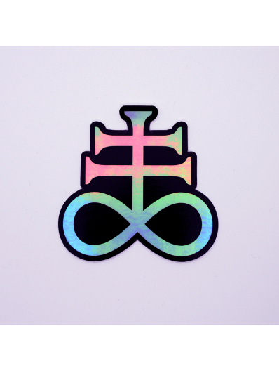 Brimstone Holographic Sticker