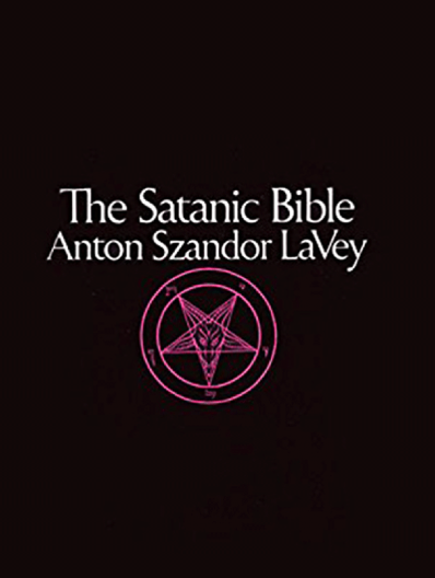 The Satanic Bible - Anton LaVey