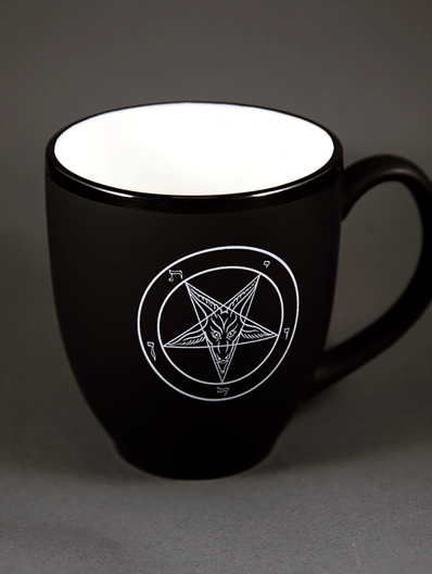 Baphomet Cafe Coffee Mug