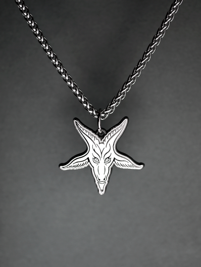 The Baphomet Medallion