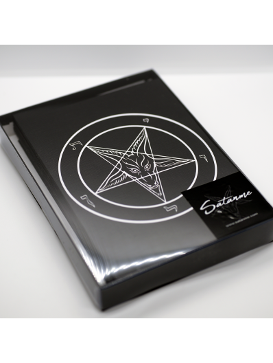 Satanme Greeting Cards - Baphomet
