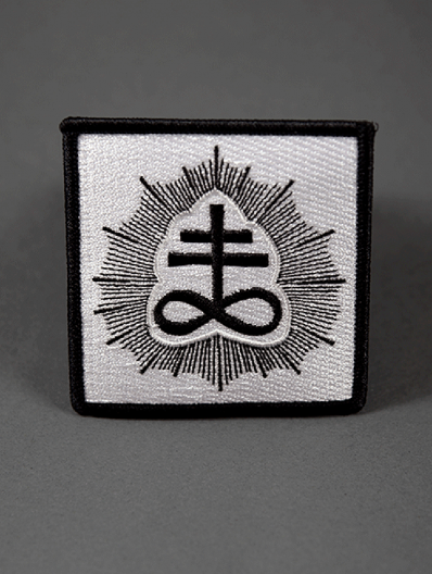 Brimstone Aura Sigil Patch