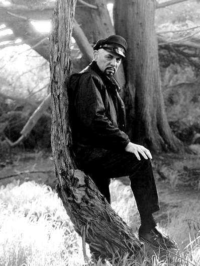A Force in Nature - Anton LaVey Fine Art Print